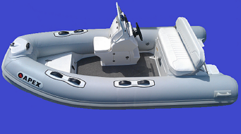 F40 For Sale >> Apex A-12 Deluxe Tender Inflatable Boat